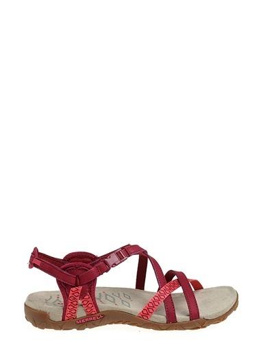 Merry See Sandalet Fuşya